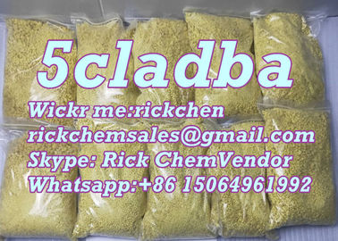 5cladba Strong Yellow Powder Cannabinoid Free Samples